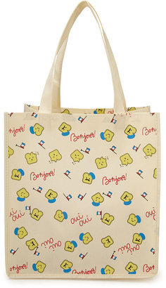 Forever 21 French Toast Shopper Tote