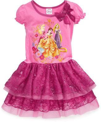 Disney Girls Dress, Little Girls Princess Tutu Dress