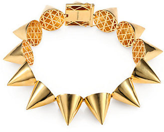 Eddie Borgo Large Cone Necklace