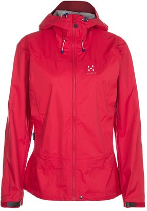 Haglöfs ECLIPSE Q Outdoor jacket real red