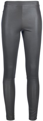 Givenchy leather legging