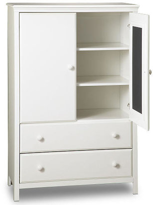 South Shore Cotton Candy Door Chest - Pure White