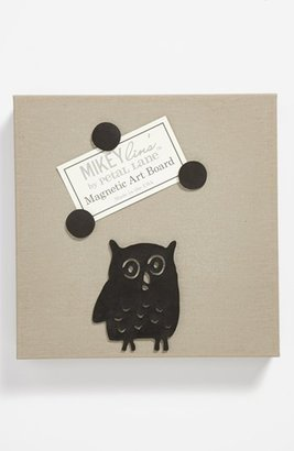 MIKEYLIN'S 'Owl' Magnet Board, Small