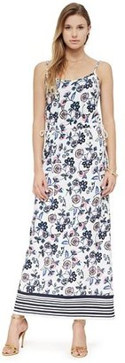 Juicy Couture Costa Blanca Print Maxi Dress