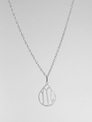 Kris Nations Scorpio Signs of the Zodiac Charm Necklace