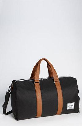 Men's Herschel Supply Co. 'Novel' Duffel Bag - Black $85 thestylecure.com