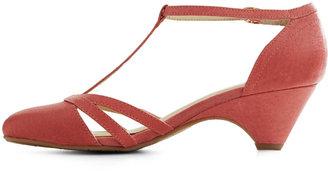 BC Footwear Just Prance Heel in Punch