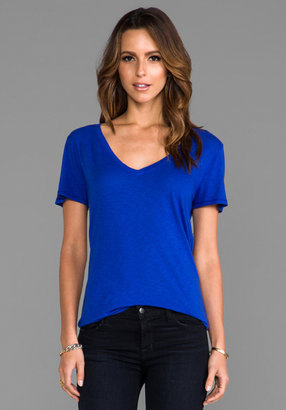 Michael Stars Off The Shoulder Dolman Tee