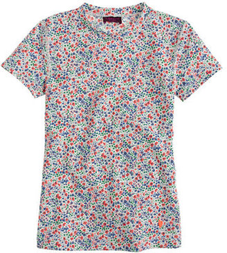 J.Crew Girls' Liberty short-sleeve rash guard in Phoebe floral