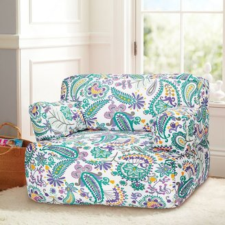 PBteen Cool Swirly Paisley Eco Lounger