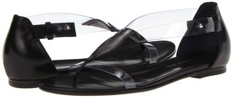 CNC Costume National 6S5AR080743 (Black Transparent) - Footwear