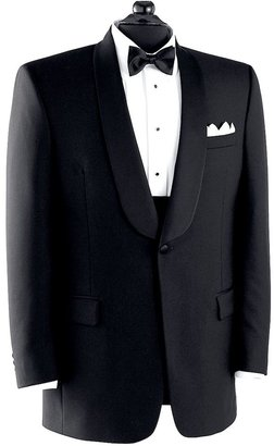 Jos. A. Bank Black Shawl Collar Tuxedo Jacket