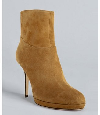 Jimmy Choo whiskey suede 'Acton' ankle boots