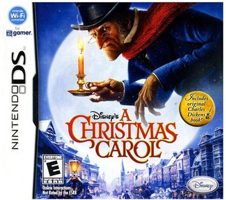 Nintendo Disney's a christmas carol for ds