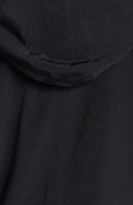 Gallery Stadium Coat with Detachable Hood & Liner (Plus Size)