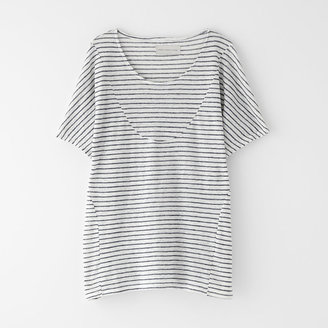 Steven Alan OBJECTS WITHOUT MEAN basia striped tee