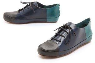 Derek Lam 10 crosby Jo Lace Up Sneakers