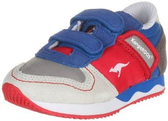 KangaROOS Women's Wave Fashion Sneaker