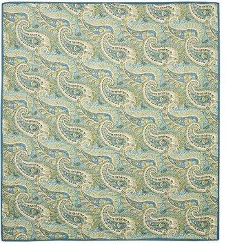Pottery Barn Karen Paisley Wholecloth Quilt & Sham