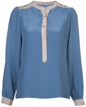 MiH Jeans henley shirt