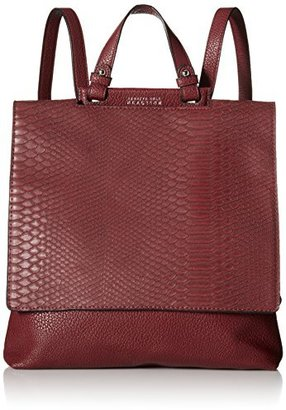 Kenneth Cole Reaction Blockade Snake Fashion Backpack $119 thestylecure.com
