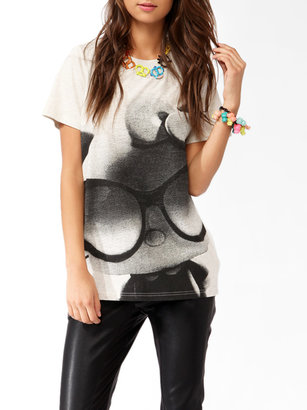 Forever 21 Static Cool Hello Kitty® Tee