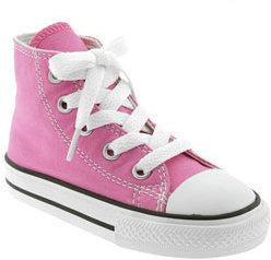 Converse High Top Sneaker (Baby, Walker & Toddler)