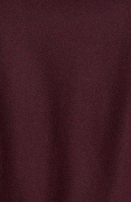 Kenneth Cole New York Paneled Waist Peacoat (Regular & Petite)