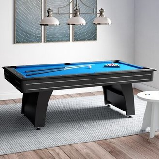 Fat Cat Tucson MMXI 7 Foot Billiards Table with Accessories GLD Products