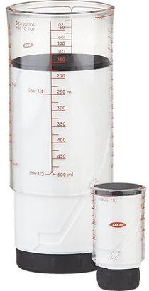 OXO Good Grips 2-Cup Adjustable Measuring Cup.