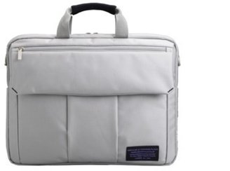 Sumdex Computer Briefcase - Black/ Gray