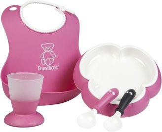 BABYBJÖRN Feeding Set - Pink