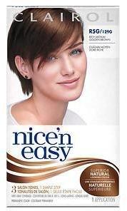 Clairol Nice 'n Easy Permanent Hair Color, Natural Radiant Auburn 6.5R/112B