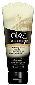 Olay Total Effects Scrub Cleanser, Refreshing Citrus