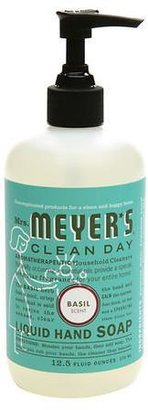 Mrs. Meyer's Clean Day Liquid Hand Soap Basil $3.99 thestylecure.com