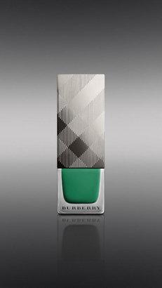 Burberry Nail Polish - Sage Green No.420