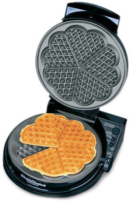 Chef's Choice International Traditional Five-of-Hearts WafflePro Taste