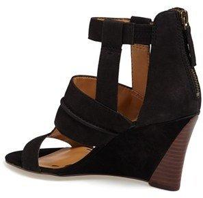 Nine West 'Francie' Leather Sandal