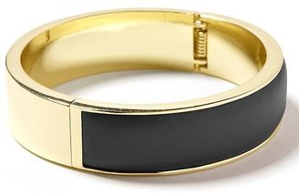 Banana Republic Leather-Trim Bangle