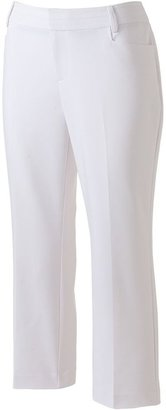 Apt. 9 curvy fit ankle pants