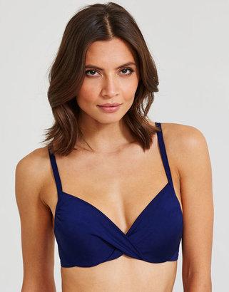 Lepel Capri Twisted Padded Moulded Bikini Top