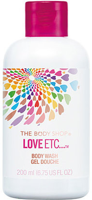 The Body Shop Mini LOVE ETC... Body Wash