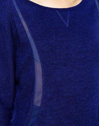 Aryn K Jumper with 3/4 Length Sleeves