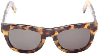 Super Ciccio Plastic Frame Fashion Sunglasses