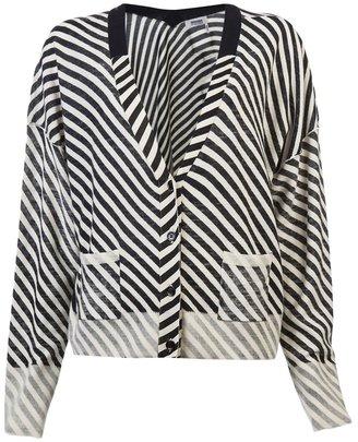 Sonia Rykiel Sonia By Striped cardigan