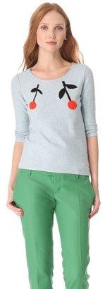 Sonia Rykiel Sonia by Cherry Sweater