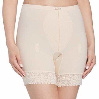 Playtex Women's Believe It's a Girdle Medium Long Leg Panty Thigh Slimmer