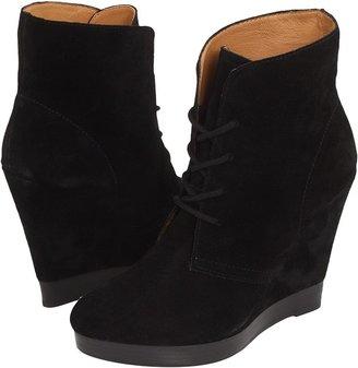 KORS Channing (Black Sport Suede) - Footwear