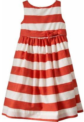Gap Striped party dress