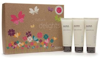 Ahava Natural Delights Gift Set ($40 Value) 1 set